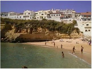 Carvoeiro Beach