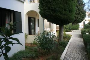 Outside Monte Dourado Apartment